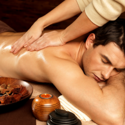 Full body indulgence oil massage