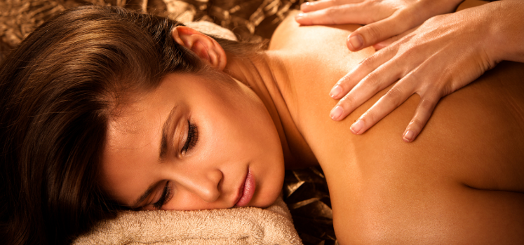 Full body massage plus foot detox package for only $59.99