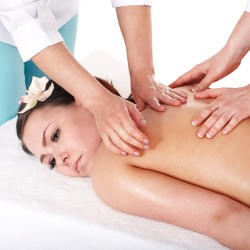 Four hands indulgence massage